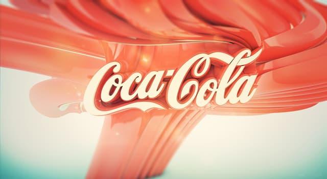 Cultura Pregunta Trivia: ¿En qué país Coca-Cola lanzó comercialmente su primera bebida alcohólica?