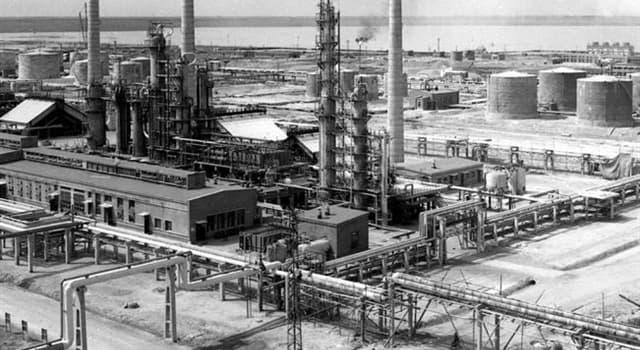 Historia Pregunta Trivia: ¿En qué país se inició la Revolución Industrial?