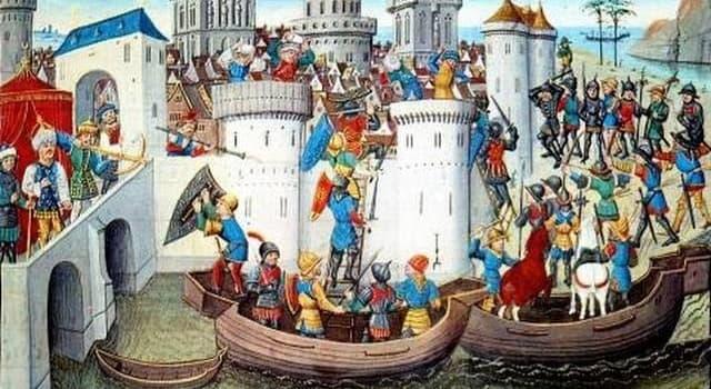 Historia Pregunta Trivia: ¿En qué siglo ocurrió La Cruzada de los Niños?