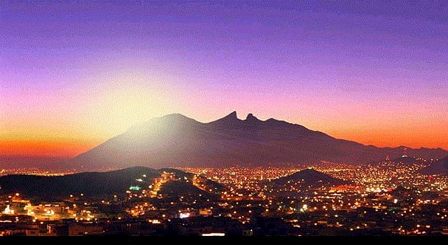Geografía Pregunta Trivia: ¿En qué estado de la República Mexicana se encuentra el Cerro de la Silla?