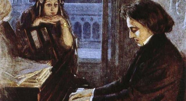 Kultura Pytanie-Ciekawostka: W jakim stuleciu żył Chopin?