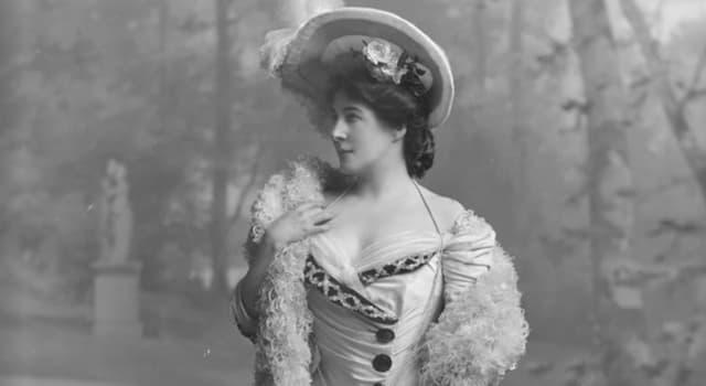 historia Pytanie-Ciekawostka: Czyją kochanką była Lillie Langtry?