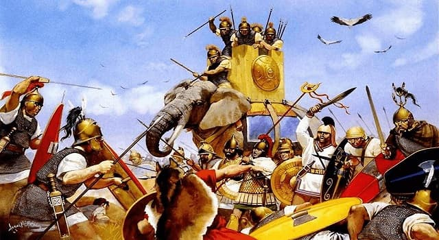 "Historia Pregunta Trivia: ¿A qué se denomina ""Guerras Púnicas""?"