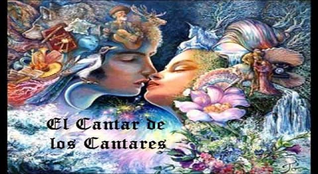 """Cultura Pregunta Trivia: ¿Quién escribió el libro """"Cantar de los Cantares""""?"""
