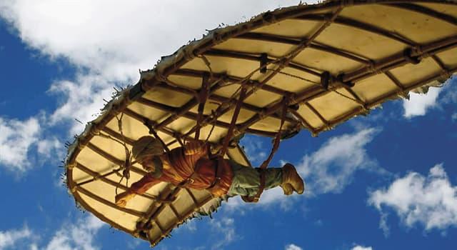 Historia Pregunta Trivia: ¿Quién fue la primera persona que intentó volar?