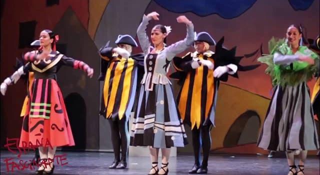 "Cultura Pregunta Trivia: ¿Quién musicalizó la novela de Pedro de Alarcón ""El sombrero de tres picos""?"