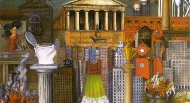 Cultura Pregunta Trivia: ¿Quién pintó la obra que se muestra en la imagen?