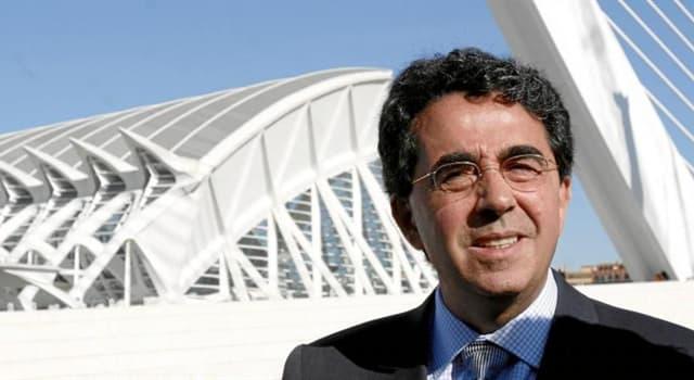 Cultura Pregunta Trivia: Santiago Calatrava diseñó numerosos puentes, famosos en el mundo. ¿Cuál de los siguientes no es de su autoría?
