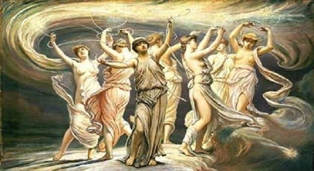 Cultura Pregunta Trivia: ¿Según la mitología griega cuántas musas existieron?