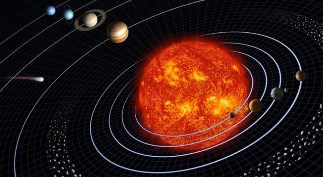 nauka Pytanie-Ciekawostka: O ilu planetach, łącznie z Ziemią, wiedzieli starożytni Grecy?