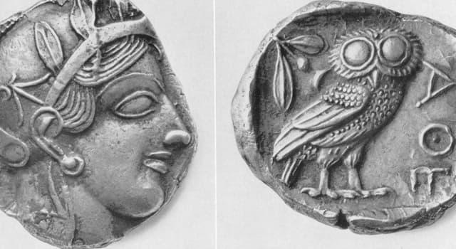 Geschichte Wissensfrage: Die Drachme war die Währung von ...