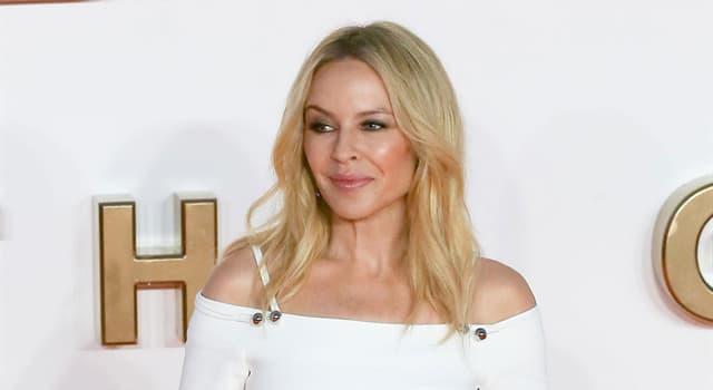 Gesellschaft Wissensfrage: Wie heißt die jüngere Schwester von Kylie Minogue?