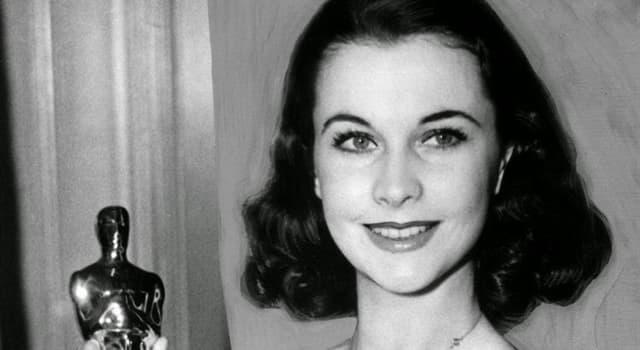 społeczeństwo Pytanie-Ciekawostka: Jak właściwie miała na imię Vivien Leigh?