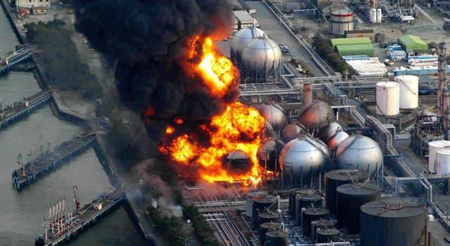 historia Pytanie-Ciekawostka: W którym roku miała miejsce katastrofa nuklearna w Fukushimie?