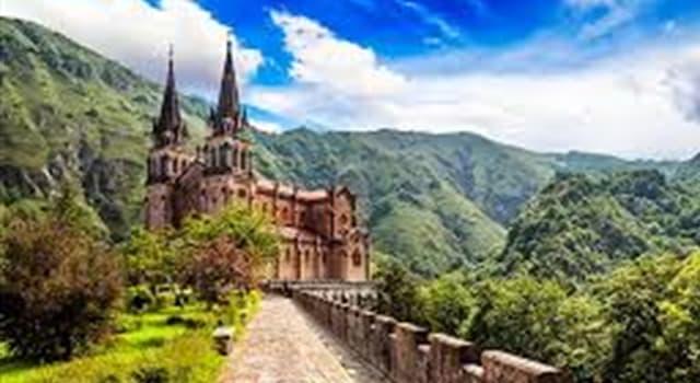 Geografía Pregunta Trivia: ¿A qué cordillera pertenece el macizo montañoso denominado Picos de Europa?