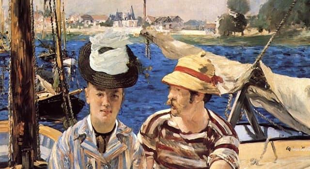 Cultura Pregunta Trivia: ¿A qué pintor pertenece esta obra?