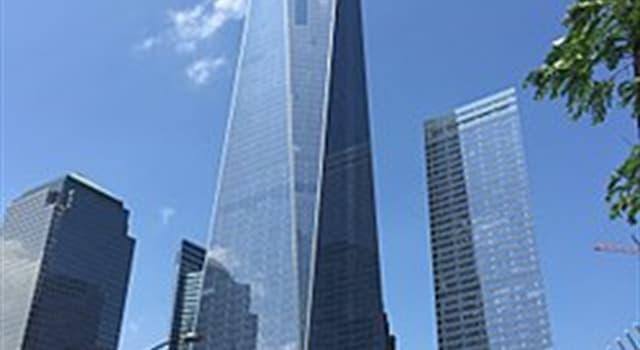 Cultura Pregunta Trivia: ¿Cómo se denomina oficialmente la torre más alta de Nueva York, construida en la zona  que ocupaban las torres gemelas?