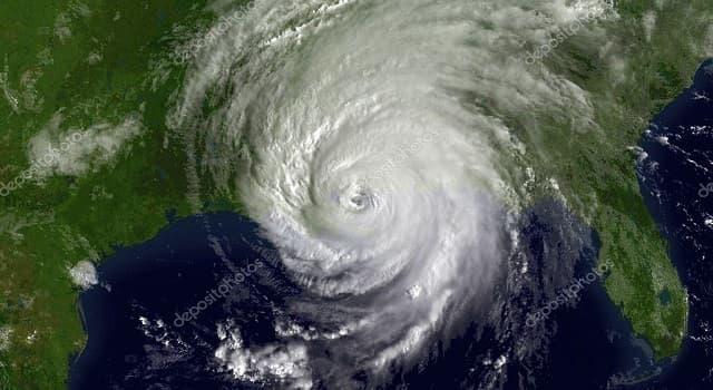 Naturaleza Pregunta Trivia: ¿Cómo se forman los huracanes?
