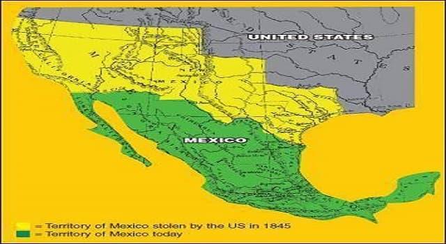 Historia Pregunta Trivia: ¿Cómo se llamó el tratado de paz que firmó México y Estados Unidos, donde México perdía la mitad de su territorio?