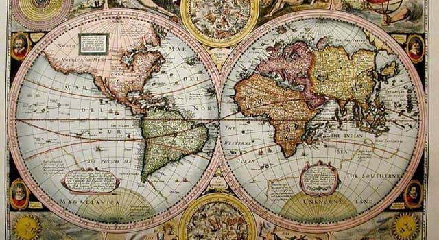 Geografía Pregunta Trivia: ¿Cómo se llama el arte de dibujar mapas?