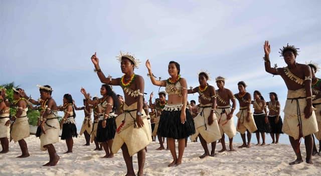 Geografía Pregunta Trivia: ¿Cuál es la capital de la República de Kiribati ?