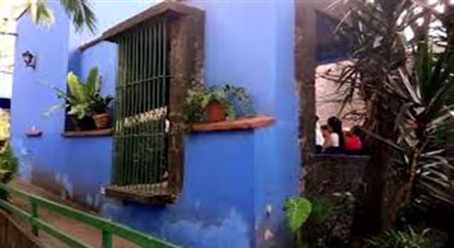 Cultura Pregunta Trivia: ¿Cuál de los siguientes artistas vivió en lo que hoy se denomina «Casa Azul»?