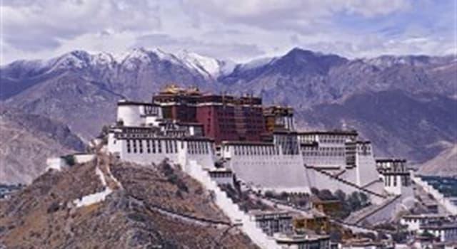 Sociedad Pregunta Trivia: ¿Cuál es el nombre del actual líder espiritual del budismo tibetano (dalái lama)?