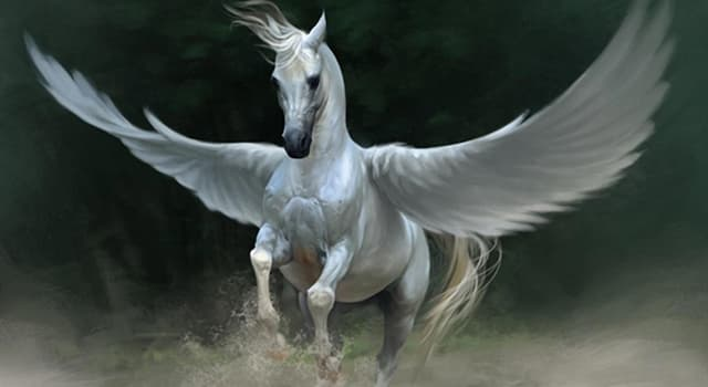 Cultura Pregunta Trivia: ¿Cuál es el nombre del caballo alado en la mitología griega?