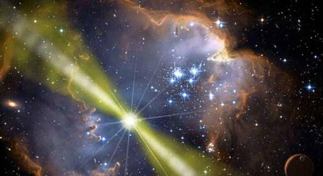 Сiencia Pregunta Trivia: ¿Cuál es el origen de los rayos cósmicos?