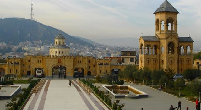 Geografía Pregunta Trivia: ¿Cuál es la capital de Georgia?