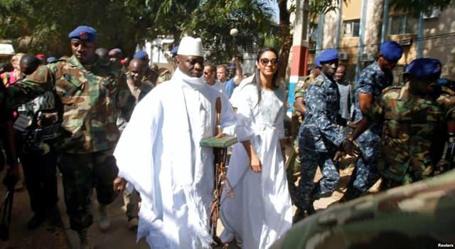Geografía Pregunta Trivia: ¿Cuál es la capital de la República de Gambia?