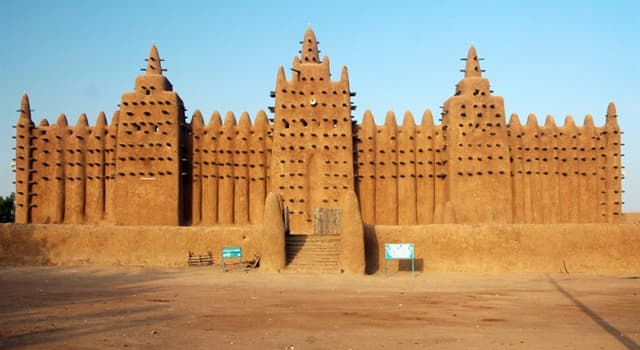 Geografía Pregunta Trivia: ¿Cuál es la capital de la República de Malí?