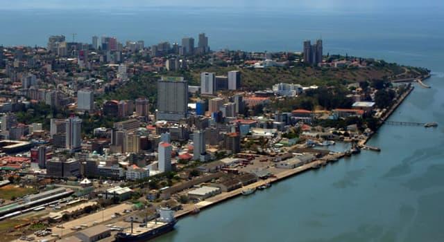 Geografía Pregunta Trivia: ¿Cuál es la capital de la República de Mozambique?