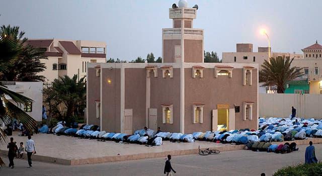 Geografía Pregunta Trivia: ¿Cuál es la capital de la República Islámica de Mauritania?