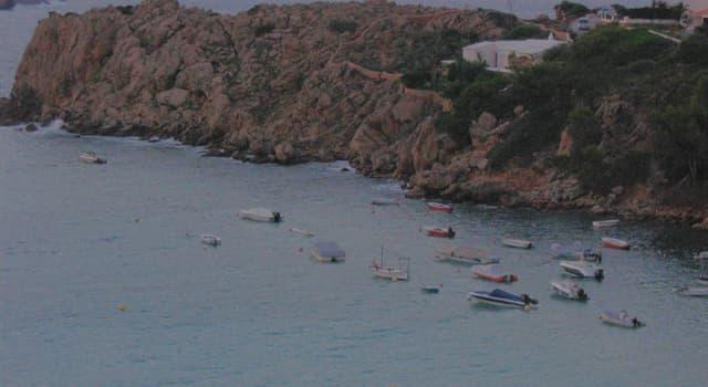 Geografía Pregunta Trivia: ¿Cuál es la capital de Menorca?