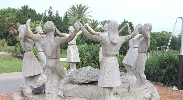 Cultura Pregunta Trivia: ¿Cuál es la danza o el baile típico de Cataluña?