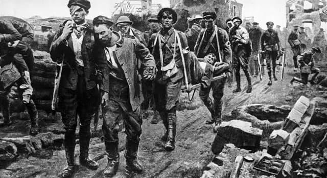 Historia Pregunta Trivia: ¿Cuál fue el detonante o principal hecho que marcó el inicio de la Primera Guerra Mundial?