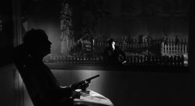 Películas Pregunta Trivia: ¿Cuál fue la única película que dirigió el actor Charles Laughton?