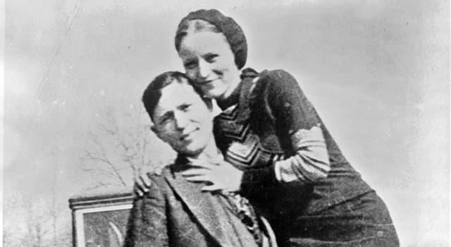 Historia Pregunta Trivia: ¿Cuáles eran los apellidos de Bonnie y Clyde?