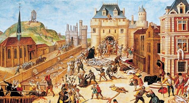 Historia Pregunta Trivia: ¿Cuántos años duraron las guerras de religión en Francia?