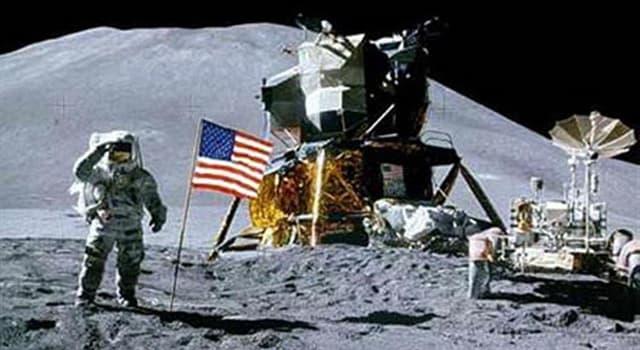 Сiencia Pregunta Trivia: ¿Cuántos hombres pisaron la Luna en toda la historia espacial ?