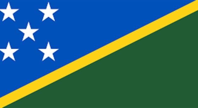 Geografía Pregunta Trivia: ¿De qué país es la bandera indicada en la imagen?