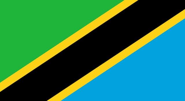 Geografía Pregunta Trivia: ¿De qué país es la bandera mostrada en imagen?