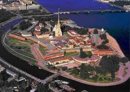 Geografía Pregunta Trivia: ¿Dónde se encuentra la fortaleza de San Pedro y San Pablo?