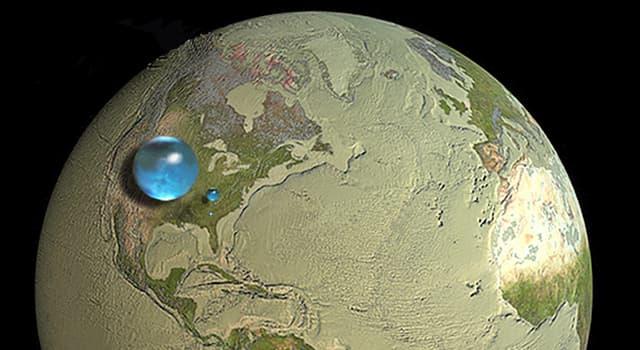 Geografía Pregunta Trivia: ¿En cuáles de los siguientes compartimentos se encuentra la mayor cantidad de agua dulce del planeta?