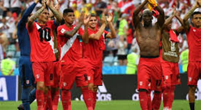 Deporte Pregunta Trivia: En el campeonato mundial de fútbol de 2018 Perú venció 2 a 0 a Australia. ¿Cuántos años transcurrieron desde su anterior victoria en un mundial?