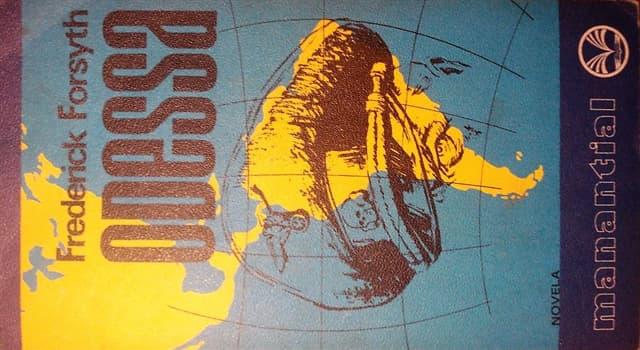 """Cultura Pregunta Trivia: En la novela """"El expediente Odessa"""" o """"The Odessa File"""", ¿cuál es el motivo del periodista Peter Miller para encontrar a Eduard Roschmann?"""