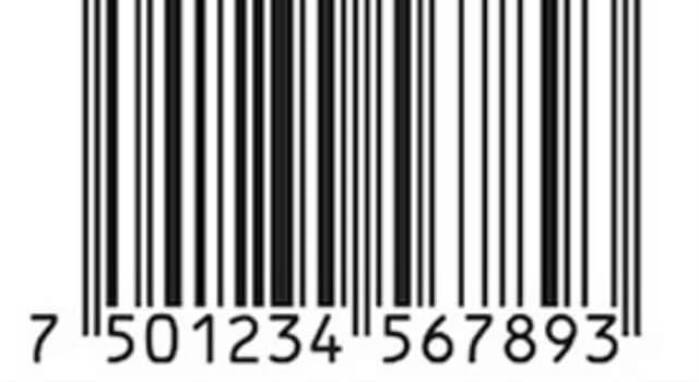 Sociedad Pregunta Trivia: ¿En qué año fue la primer patente del código de barras?