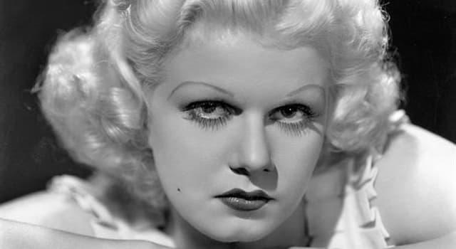 Películas Pregunta Trivia: ¿En qué canción Madonna rinde homenaje a la actriz de cine clásico Jean Harlow?