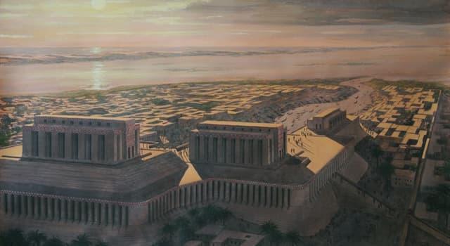 Cultura Pregunta Trivia: ¿En qué Imperio antiguo se encontraba la ciudad de Eridú?